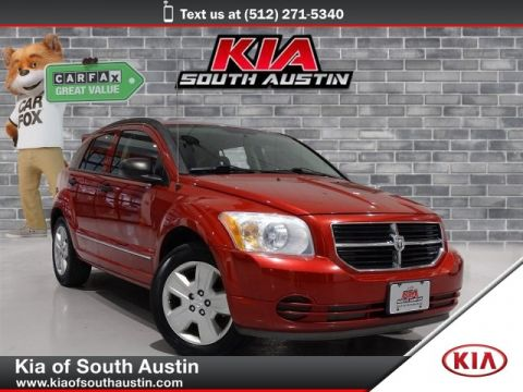 Pre-Owned 2007 Dodge Caliber SXT Hatchback
