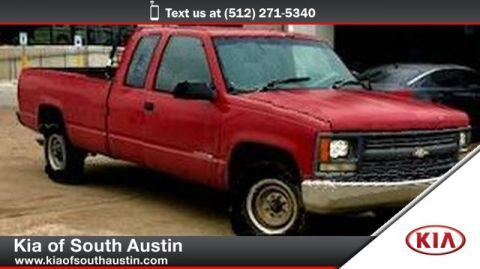 Pre-Owned 1995 Chevrolet C/K 2500 5.7 V8 Standard Transmission