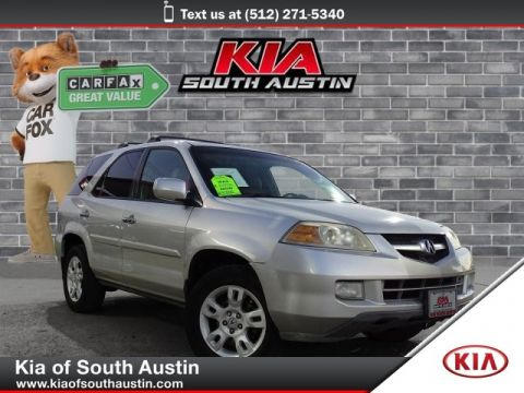 Pre-Owned 2006 Acura MDX Touring Navigation SUV