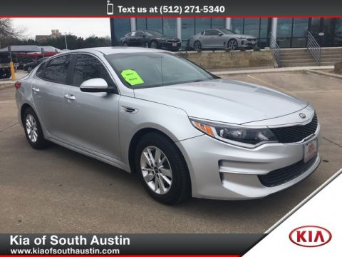 Pre-Owned 2016 Kia Optima LX Sedan Traction Control System CARFAX 1-Owner