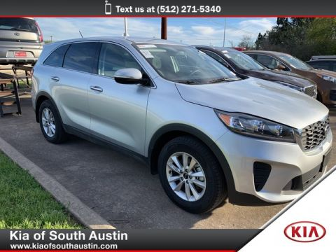 Certified Pre-Owned 2019 Kia Sorento L SUV 3rd Row Seats CARFAX 1-Owner