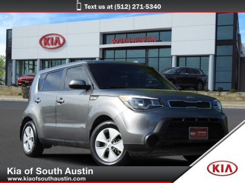 Pre-Owned 2015 Kia Soul SUV 16 Alloy Wheels CARFAX 1-Owner