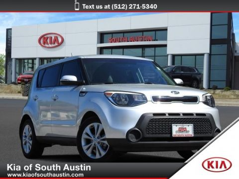 Pre-Owned 2014 Kia Soul + Wagon Automatic CARFAX 1-Owner