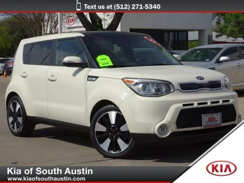 Pre-Owned 2015 Kia Soul ! The Whole Shabang Package