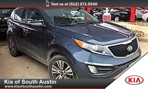Pre-Owned 2014 Kia Sportage EX SUV Automatic Transmission Alloy Wheels