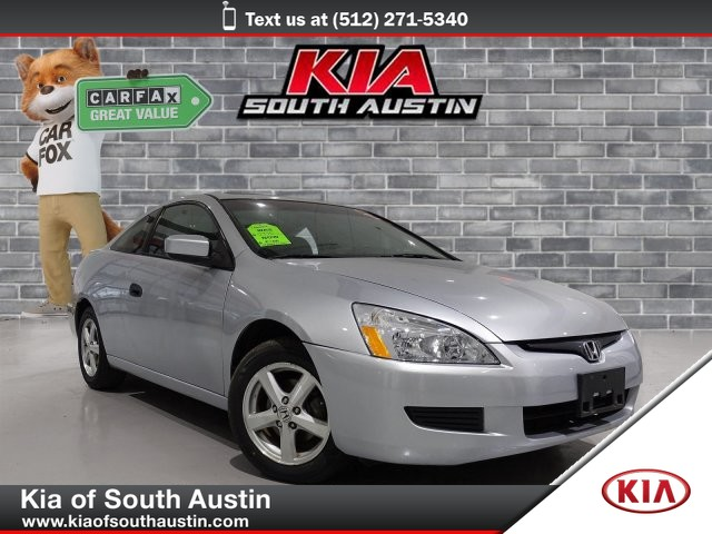 Pre-Owned 2004 Honda Accord Coupe EX Coupe