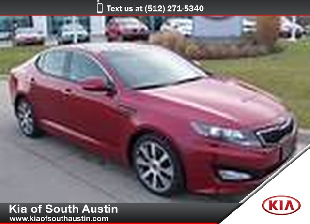 Pre-Owned 2012 Kia Optima LX Sedan