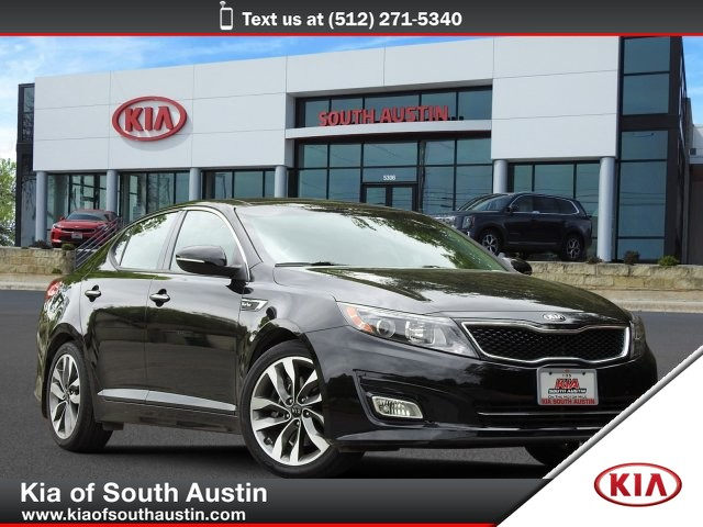 Pre Owned 2017 Kia Optima Sx Turbo Premium Panoramic Sunroof Carfax 1 Owner
