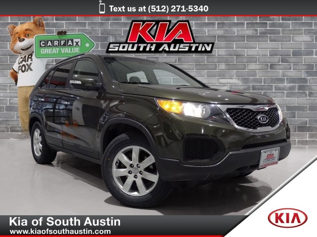 Pre Owned 2017 Kia Soo 3rd Row Seats Lx V6 Suv
