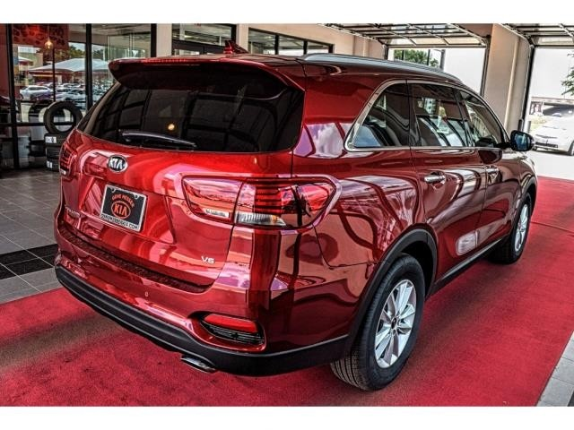 New 2019 Kia Sorento Lx V6 Suv In Austin Kg463978 Kia Of South Austin