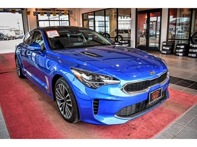 New 2018 Kia Stinger Premium Lease Special