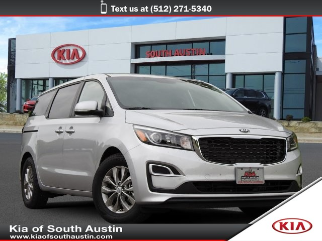 Kia Dealership Near Me >> New 2019 Kia Sedona LX Minivan/Van in Austin #K6540454 ...