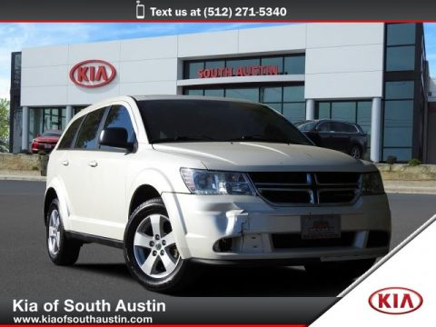 Pre-Owned 2013 Dodge Journey American Value Pkg